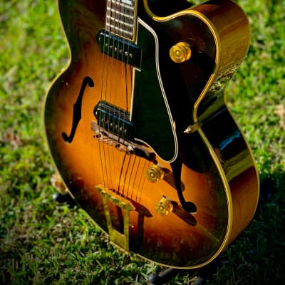 Gibson ES-350 1951 Suburst Tal Farlow for sale