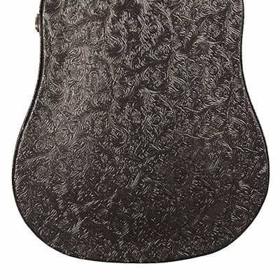 Stone Case Company ST-DPC Western Hard Shell Dreadnought Guitar Case w/Hygrometer for sale