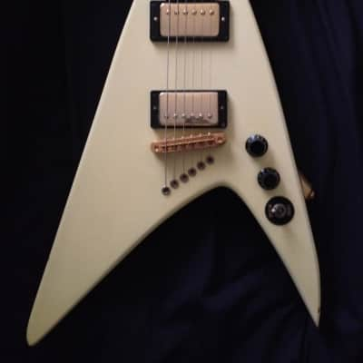1996 Arpeggio Vintage Korina Volt Custom - 1 Piece Body - Prototype Used for sale