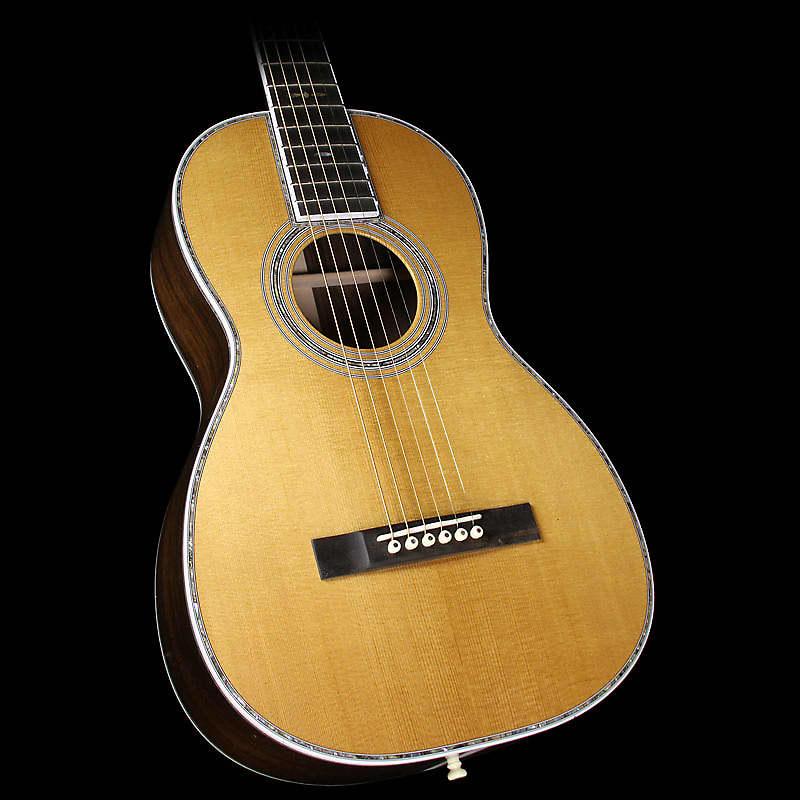 martin custom shop 2 45 brazilian rosewood acoustic guitar reverb. Black Bedroom Furniture Sets. Home Design Ideas