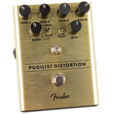FENDER PUGILIST DISTORTION for sale