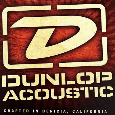 Dunlop DAB54 80/20 Bronze Acoustic Guitar String - 0.054