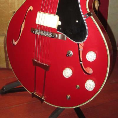 Vintage 1970's Electra / Ventura / Gibson Parts Guitar w/ Les Paul Sinature Pickups for sale