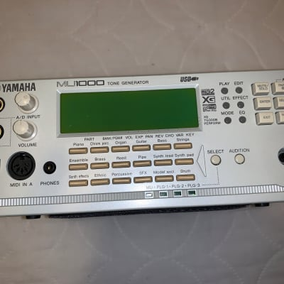 Yamaha MU1000 EX Tone Generator - Good Condition