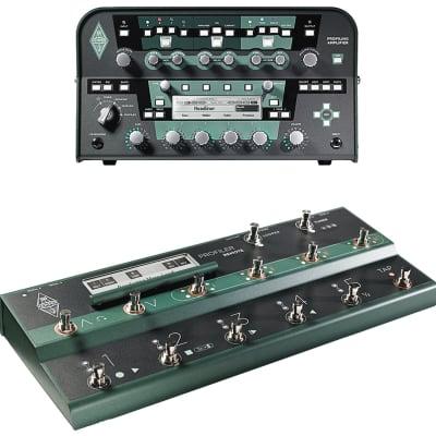 Kemper POWERHEAD+REMOTE Profiler PowerHead + Remote 600W Profiling Guitar Amplifier Head with Remote