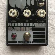 Death by Audio Reverberation Machine 2015