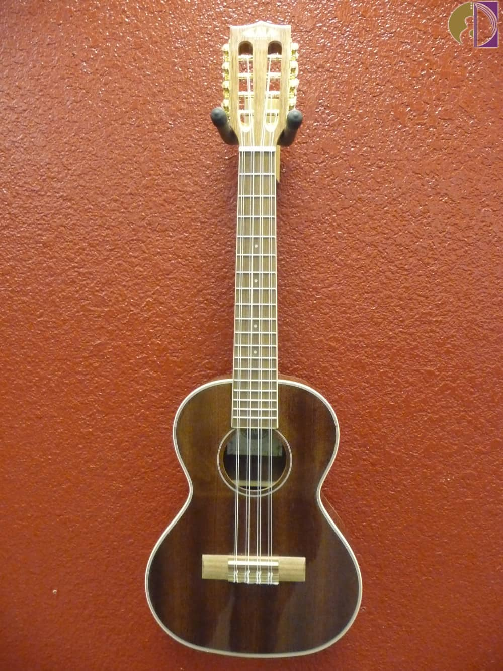 kala ka 8e tenor 8 string mahogany acoustic electric ukulele reverb. Black Bedroom Furniture Sets. Home Design Ideas