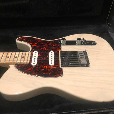 Fender Custom Shop American Classic Telecaster Stratocaster pickups 1997 White Blonde John Page for sale
