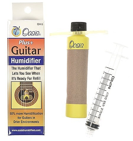 Oasis Plus+ Guitar Humidifier OH-5