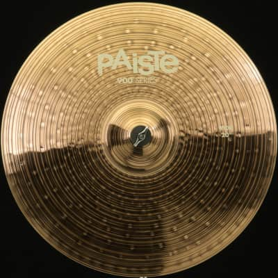"Paiste 20"" 900 Series Ride Cymbal"