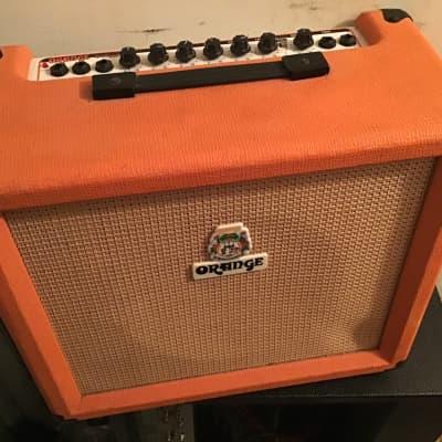 Orange Orange  Crush  ag30r Combo Amp Orange