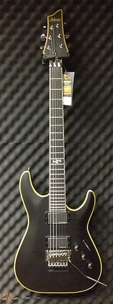 Schecter c-1 blackjack atx fr bottom dealing poker