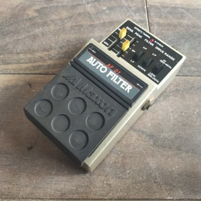 1980's Maxon AF-01 Auto Filter Wah MIJ Japan Effects Pedal for sale