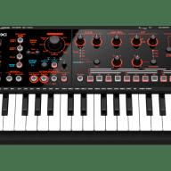 New Roland JD-XI Black Analog/Digital Synthesizer