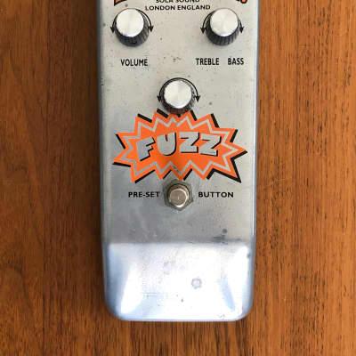Sola Sound Tone-Bender Fuzz Pedal for sale