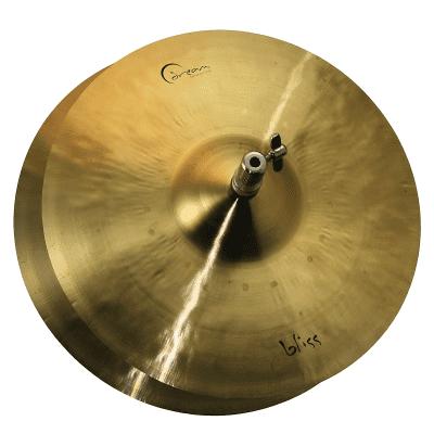 "Dream Cymbals 12"" Bliss Series Hi-Hat Cymbals (Pair)"