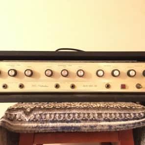 Silvertone Model 1464 Solid State 100 Guitar Head
