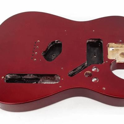 Fender James Burton US Artist Series Telecaster Body 2007 - Present
