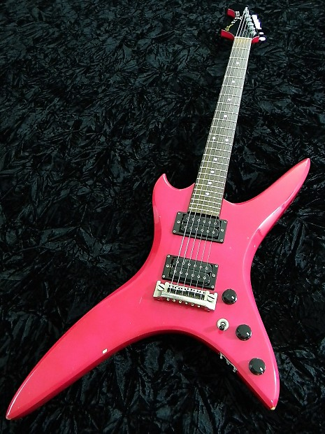 Dating bc rich nj series stealth