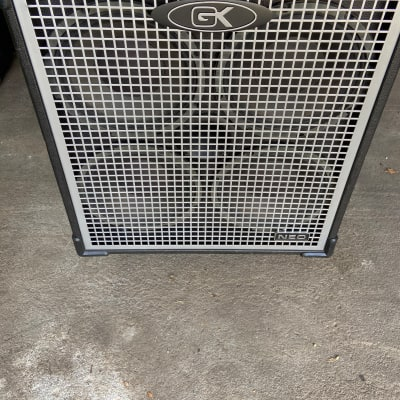 "Gallien-Krueger NEO 410-8 800-Watt 4x10"" 8 Ohm Bass Cabinet"