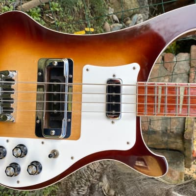 2004 Rickenbacker 4003 Bass - Montezuma Brown - Rare Color of the Year - OHSC for sale