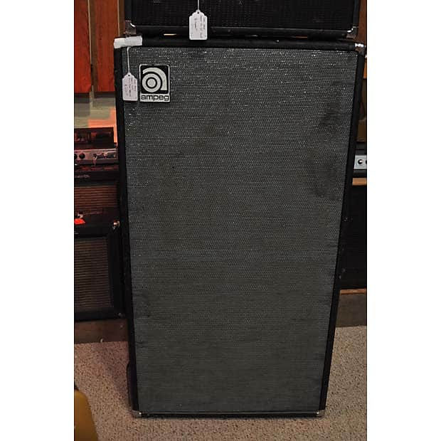 Ampeg SVT 8X10 Cabinet 1970's | Invisible Sound