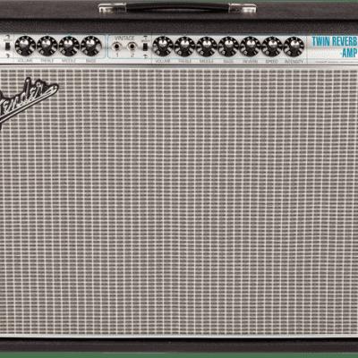 Fender '68 Custom Twin Reverb 2018 Blonde | Reverb