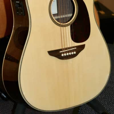 Fairclough Starling Mahogany Back & Sides Spruce Top Quality Tonewoods Electro Acoustic *NEW* for sale