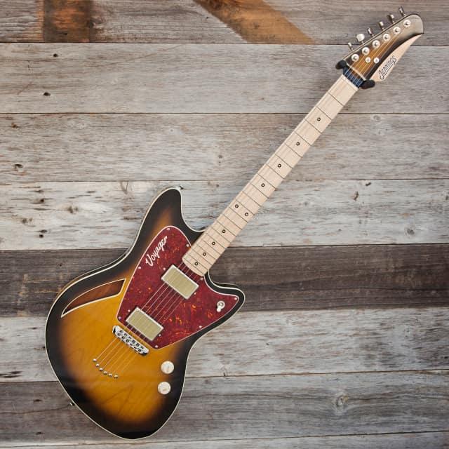 Jennings Voyager Deluxe 2018 2 Tone Sunburst image