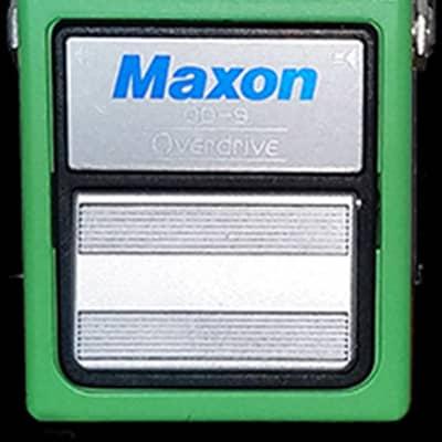 Maxon OD-9 Overdrive Green