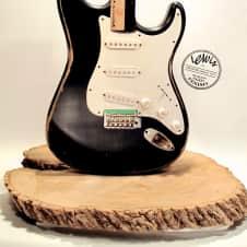 Stratocaster Nitro Aged Relic Body