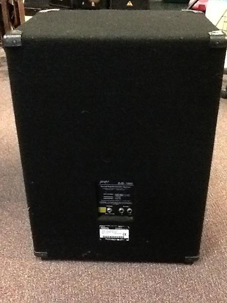 Musical Instruments & Gear Purposeful Peavey Crossover Dj Equipment