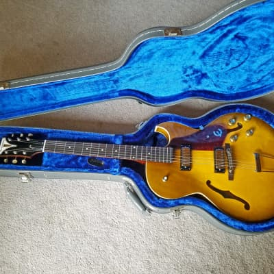 Epiphone Sorrento '62 Reissue 1962 50th Anniversary Royal Olive for sale