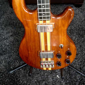 Kramer 450B Aluminum Neck 1976 Walnut for sale