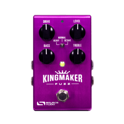 NEW! Source Audio Kingmaker Fuzz FREE SHIPPING! for sale