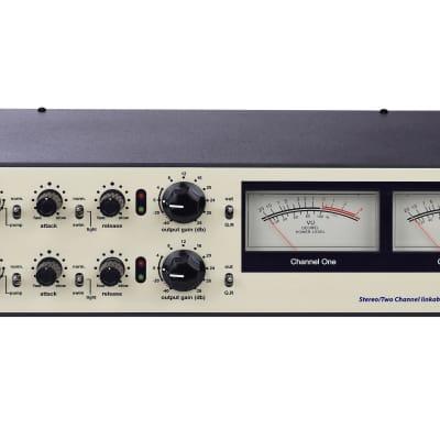 Sebatron SMAC Stereo Musical Audio Compressor