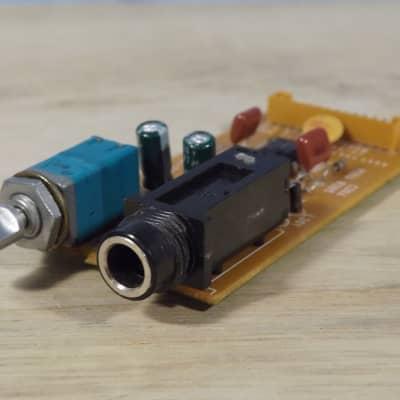 Roland JV-880 parts - volume / phones board