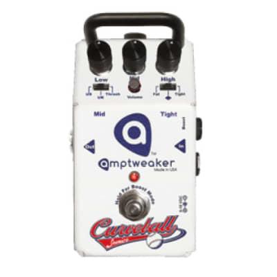 Amptweaker Curveball Junior - Mini 3 Band EQ / Boost for sale