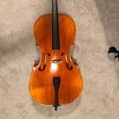 Used West Coast String Peccard 2018 4/4 w/ case