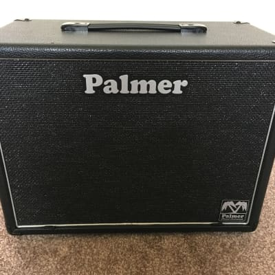 Palmer Wide 1x10 guitar cabinet empty or with speaker for sale