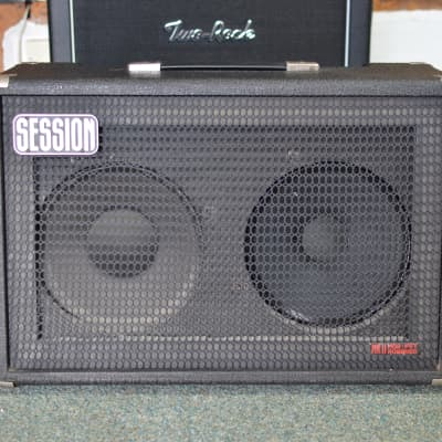 Session Sessionette SG:75 2x10 Combo Amp 1980's for sale