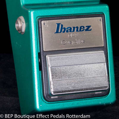 Ibanez OD-9 Overdrive 1984 s/n 402986 Japan