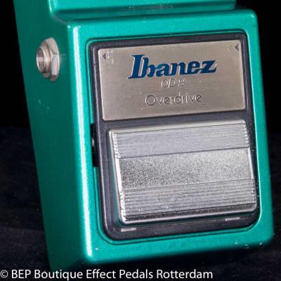 Ibanez OD-9 Overdrive 1984 s/n 402986 Japan