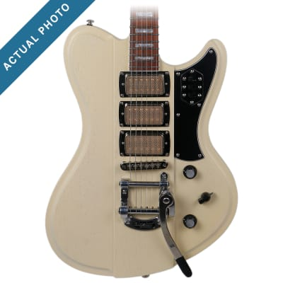 Schecter Ultra-III Ivory Pearl Electric Guitar