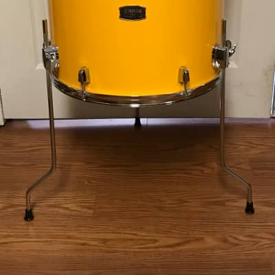 "Yamaha Rydeen 16x15"" Floor Tom 2018 Mellow Yellow"