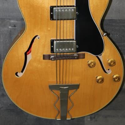 Gibson Custom Historic Reissue Es 175 1959 Vos 2015 Antique Blond
