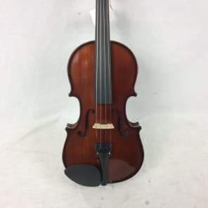 Palatino VN-450-1/2 Allegro Ebony 1/2-Size Violin Outfit w/ Case, Bow