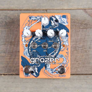 Dwarfcraft Devices Grazer Granular Repeater and Glitch Pedal MINT