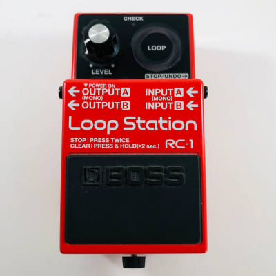 Boss RC-1 Loop Station *Sustainably Shipped*