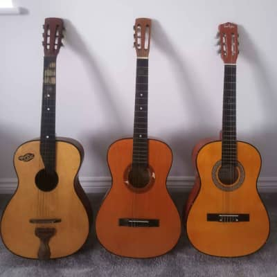 3 Acoustic Guitar various condition for sale